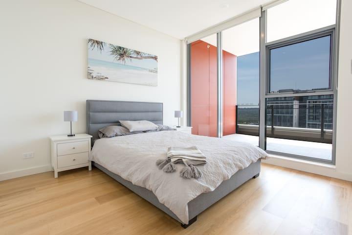 Corporate 2 Bed 2 Bath service Apartment