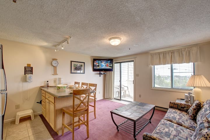 Unit 144 Mountain Lodge Slopeside 1st fl - Village