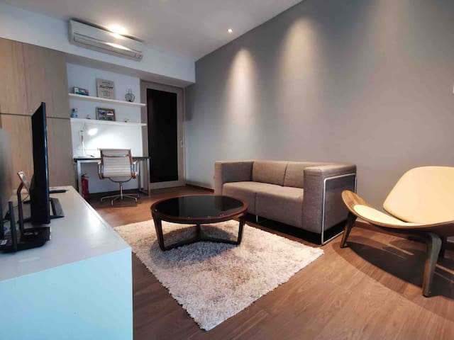 Relaxing Suites @ City Centre Kota Kinabalu 亚庇市中心