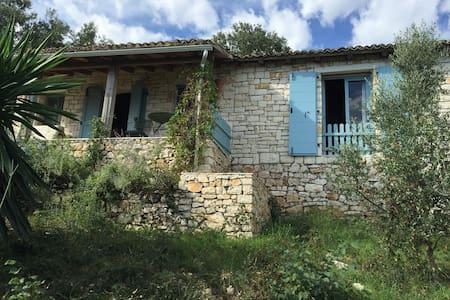 Milos Cottage - Kerkira - Talo