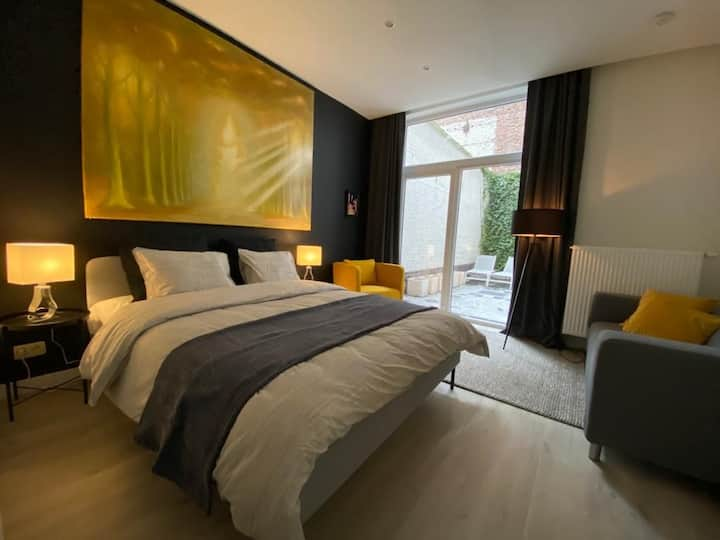 Delightful stay in The Heart of Ghent