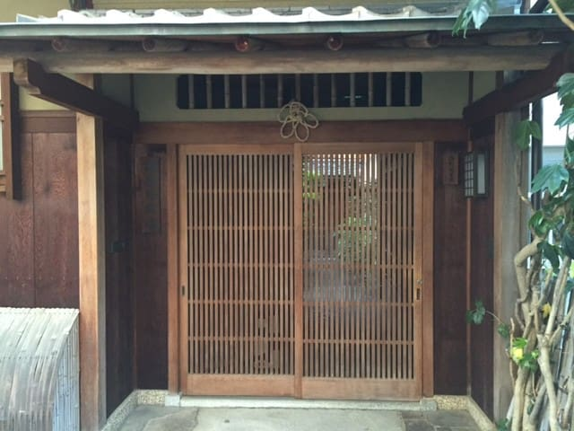 This is the gate