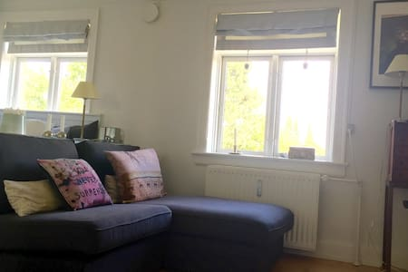 Cozy small 2-room apartment 50m2 - Charlottenlund