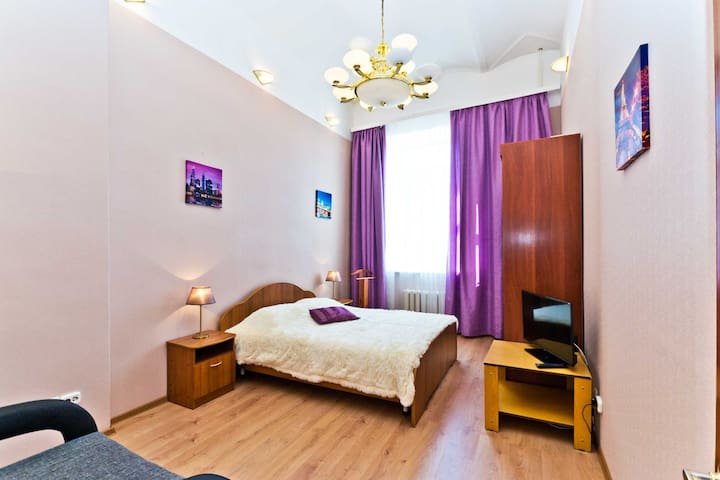 Apartment in the historical center of StPetersburg
