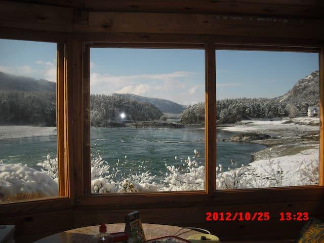Вид из окон дома