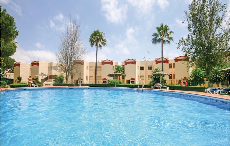 Holiday apartment with 2 bedrooms on 68m² in Riviera del Sol