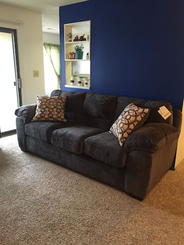 Comfy Apartment near Speedway - Indianapolis - Appartement