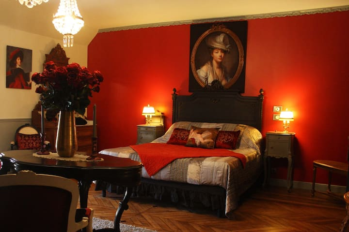 Chambre Valmont - Lesmont - Bed & Breakfast