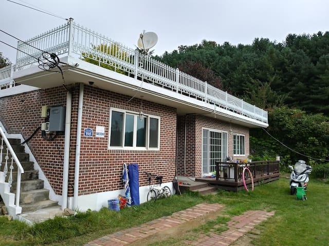 가평 숲속의 작은집(남이섬, 자라섬, 쁘띠프랑스)