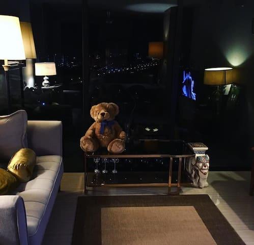 LuxeSuite penthouse Kuala Lumpur - Kuala Lumpur - Selveierleilighet