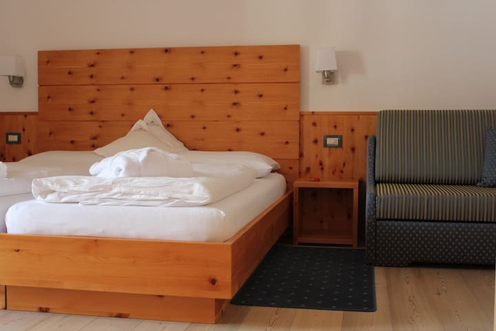 Your home in the Dolomites - San Vigilio - Wohnung