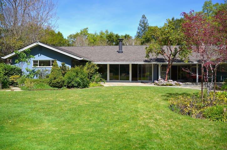 Pioneer-of-Innovation-House - Los Altos - Talo