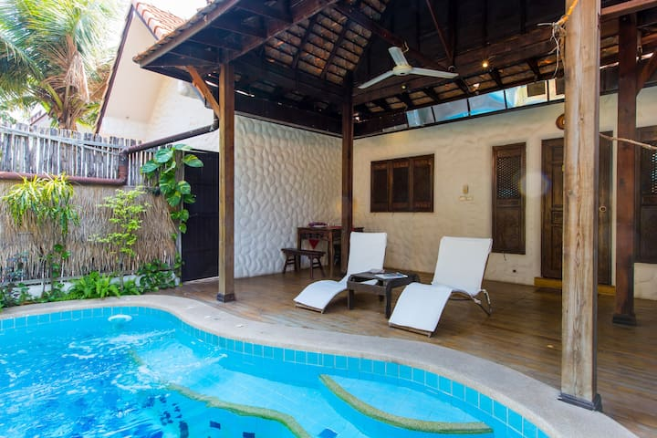 "One Bedroom Pool Villa-BTC Boutique Resort 1-""A2"""