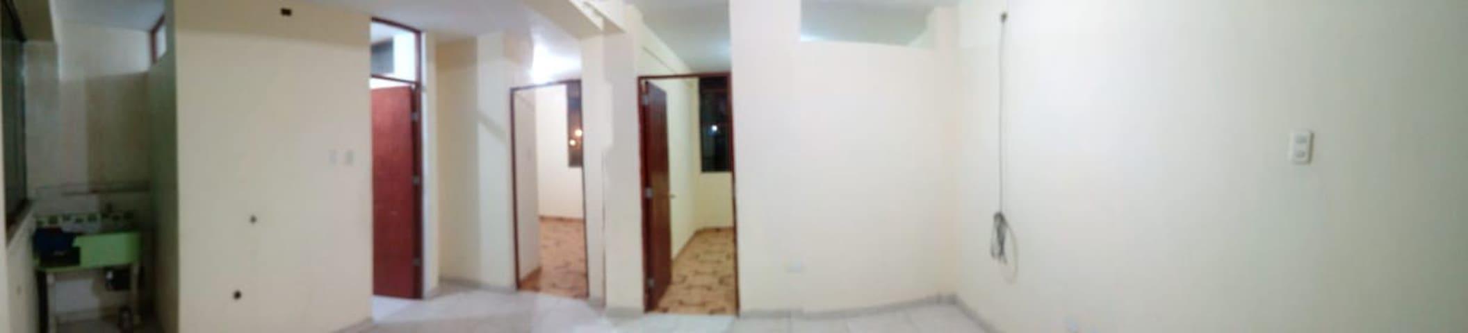 Mini Departamento Tupac Amaru Km17 Carabayllo Lima