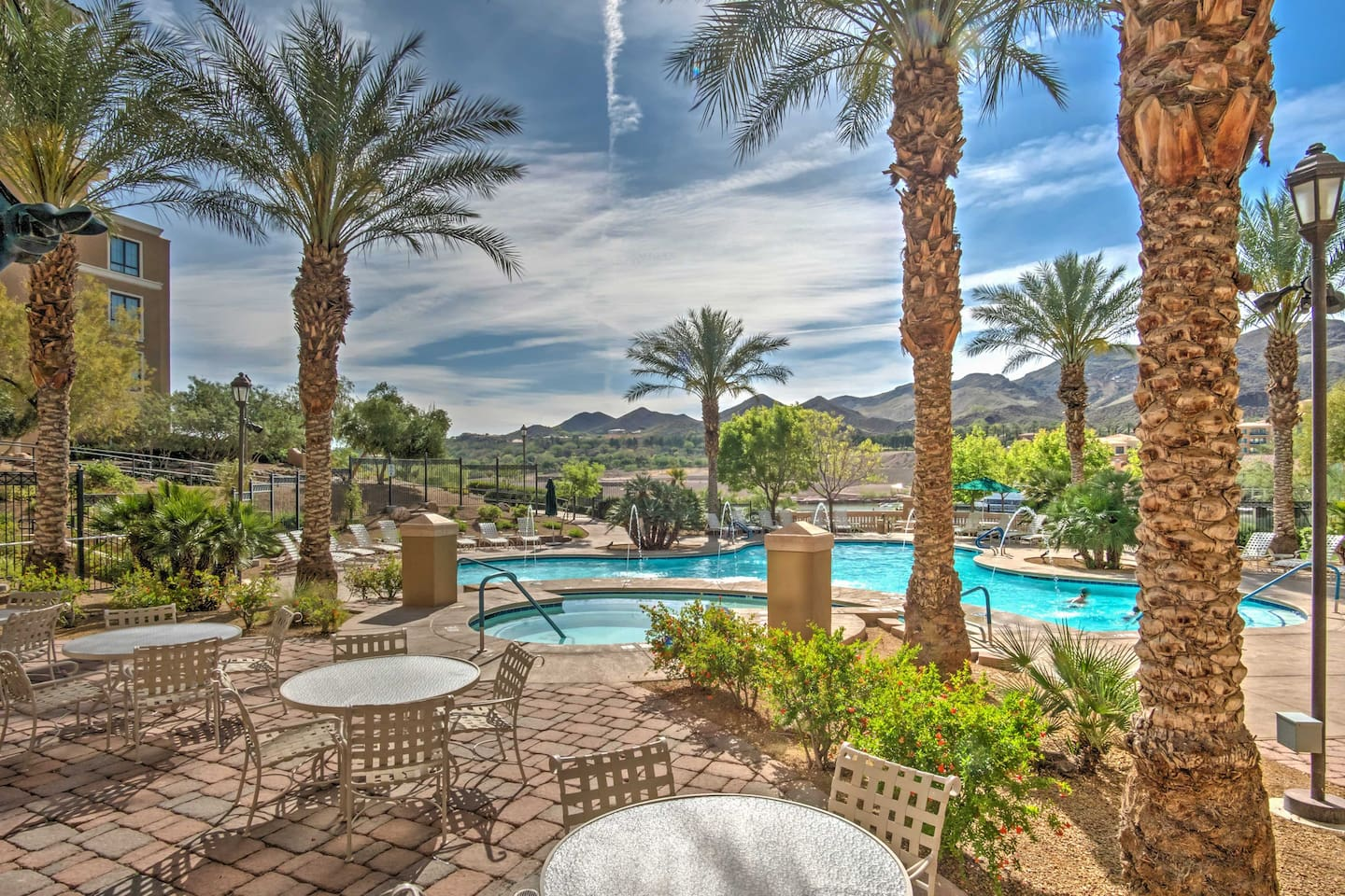 Relish in Henderson's natural beauty from this 1-bathroom vacation rental studio!