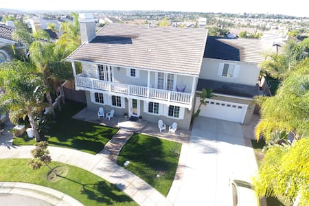 Peaceful Living in Elegant Estate, Downstairs Room - Chula Vista