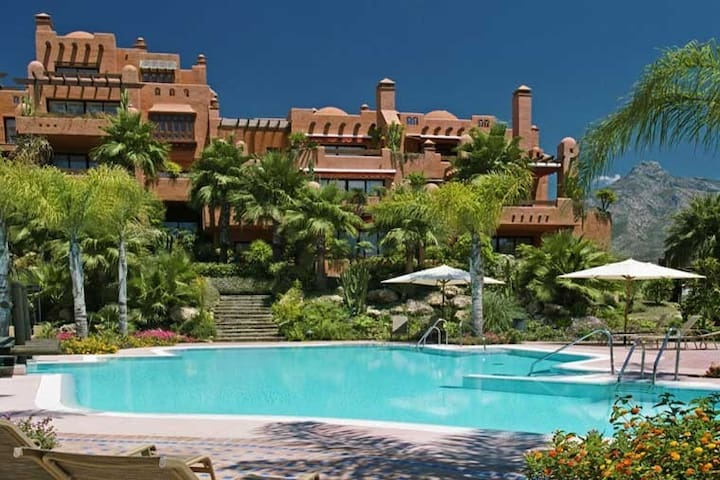 La Alzambra, Puerto Banus - Marbella - Apartamento