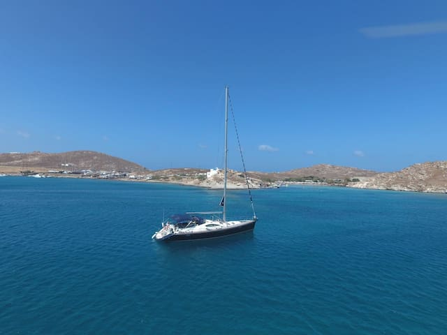 Luxury Sailing Yacht in Athens/Greece - Alimos - Boat