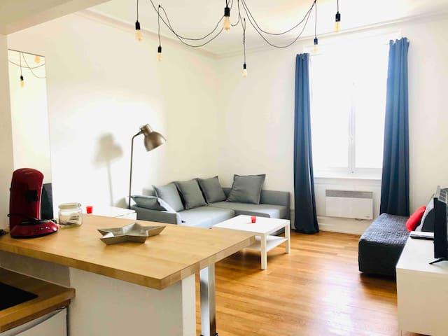Studio cosy de 28m2 au centre de Strasbourg