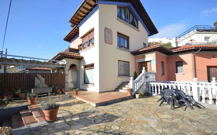 Apartamento en Celorio, Llanes a 100 m del mar