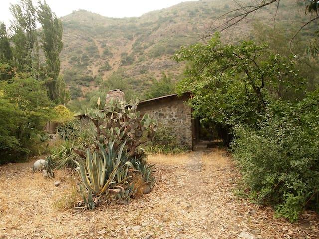Casa en la montaña (Cajón del Maipo)