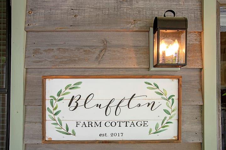 Bluffton Farm Cottage