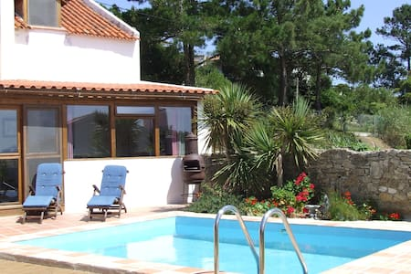 Casinha das Papoilas, holiday cottage - Salir do Porto - 獨棟