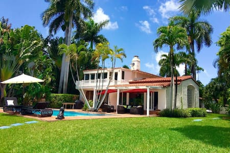 Beautiful Luxe Villa, Close to South Beach! - Casa de camp