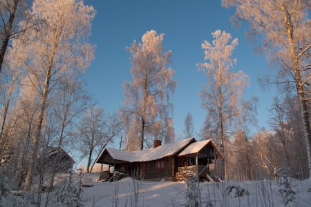 Chalet of an Artist - Joensuu