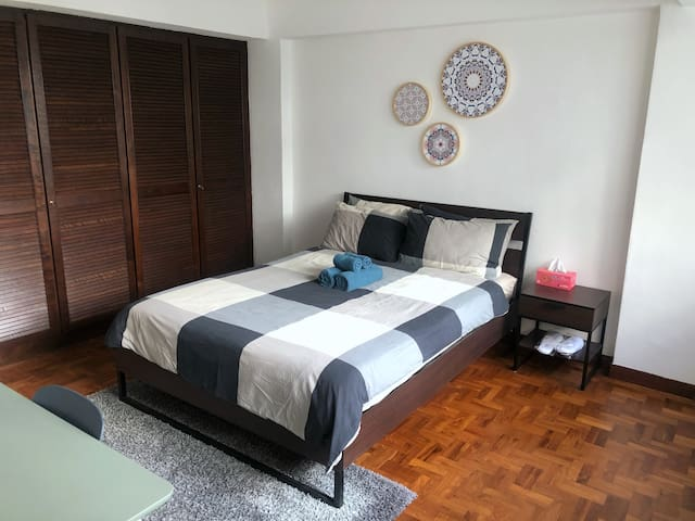Bugis/Dhoby/Orchard: Spacious Rm R2