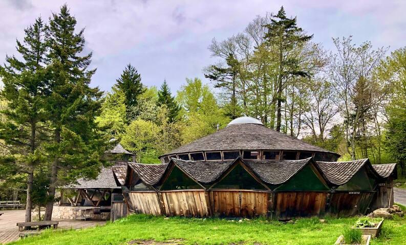 Rustic Yurt — Choose Your Own Adventure!