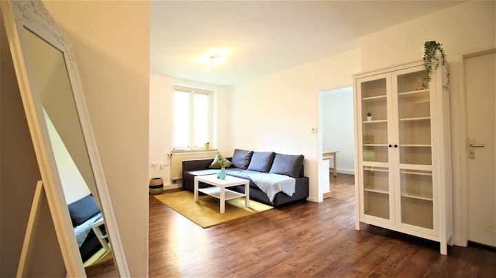 ❤ Central Living ❤ - incl. private parking space