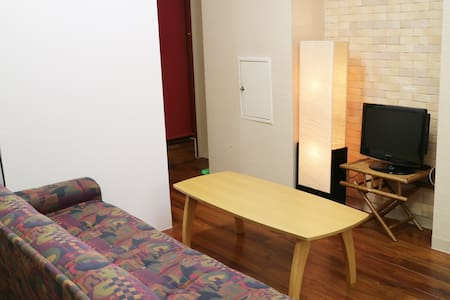 3 min from Shinbashi Station! 4 Private Rooms! :-) - Minato-ku
