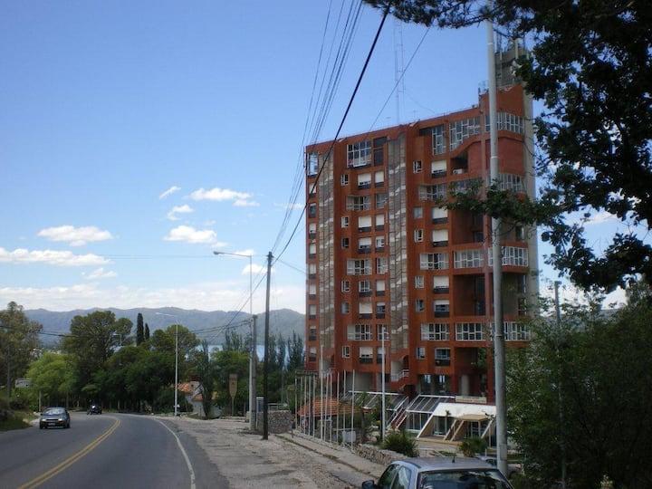 Depto con vista al Lago p/4 Edificio Portobello