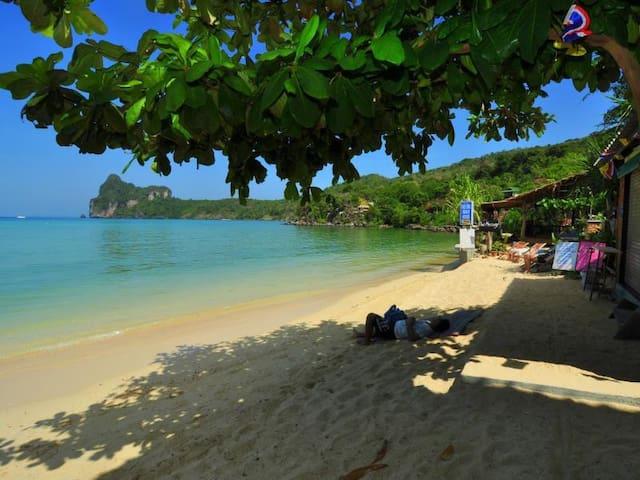 Dee Dee Beach House - Phi Phi Islands - Vindsvåning