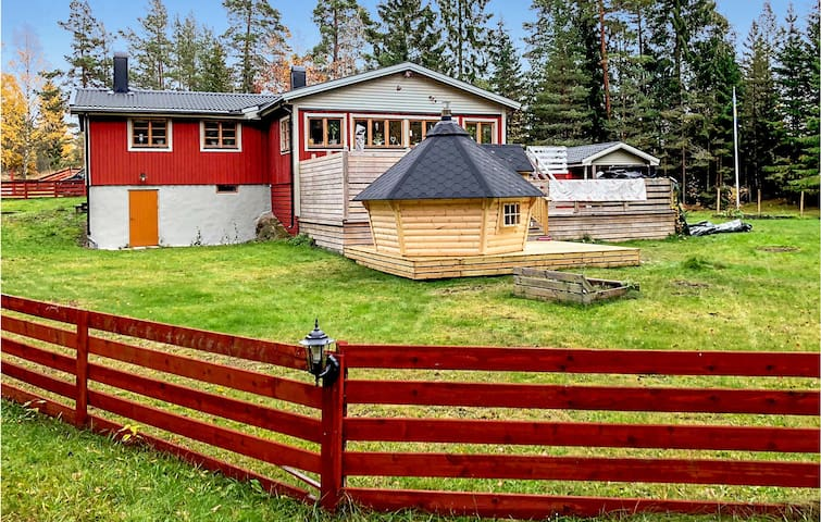 Holiday cottage with 4 bedrooms on 130m² in Nyköping