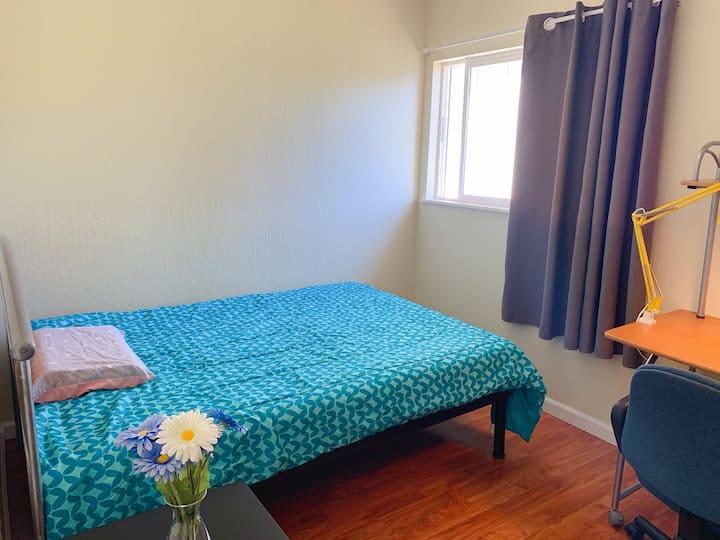 Sunnyvale Cozy Room 5 Min to Apple