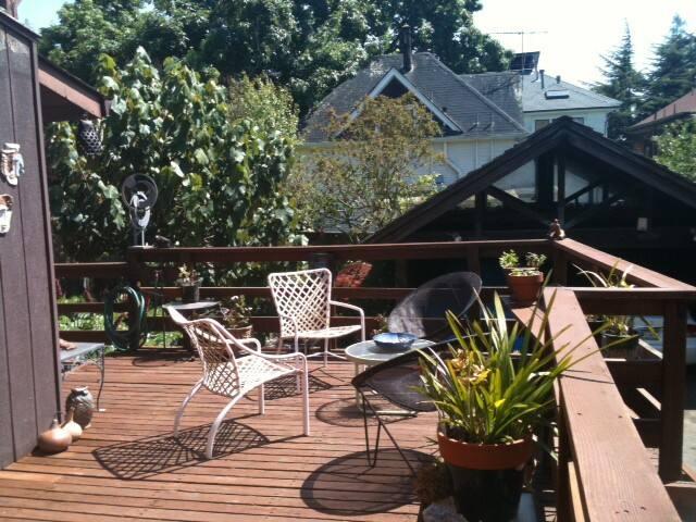 Academic guest /visitor housing - Berkeley - Apartment