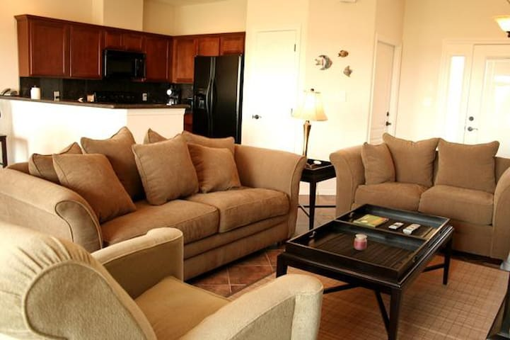 2 BR/2 BA Golf Villa located at SPI Golf Club - Laguna Vista - House