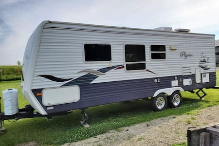 Oskaloosa Camper with YOUR View