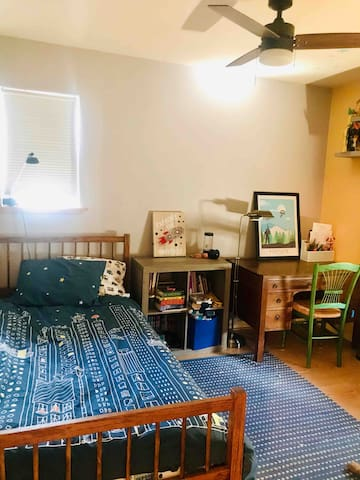 Son's room 2nd floor