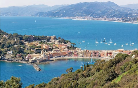Holiday apartment with 2 bedrooms on 80m² in Sestri Levante