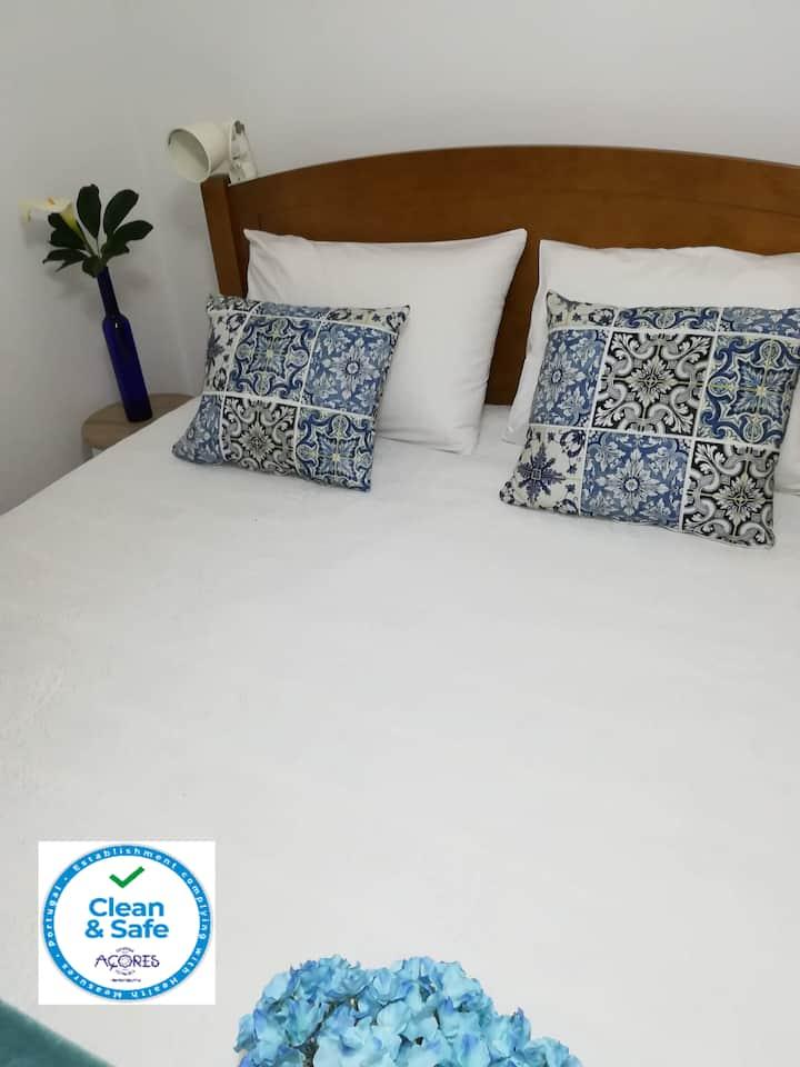 Cozy apartment in Faial Island