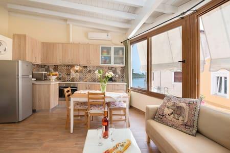 Athina's apartment