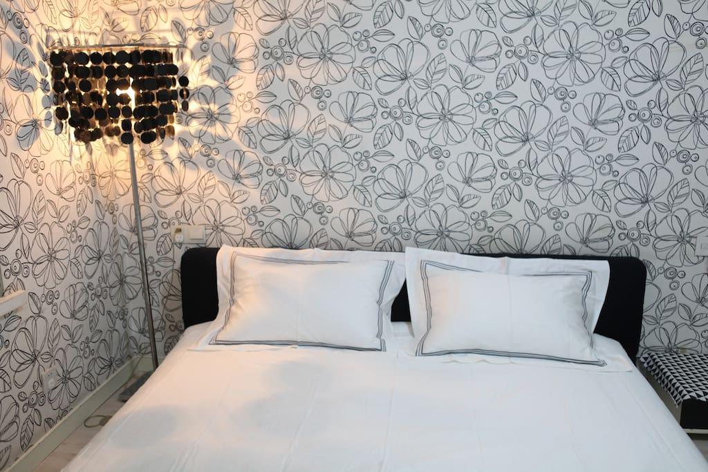 大床2*2米:美梦思贝特爱系列 希尔顿酒店床品