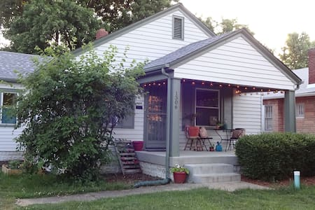 Cute 1940s Bungalow - Indianapolis - Casa
