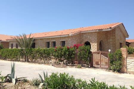 Sea view stand alone beach house at Amoun resort