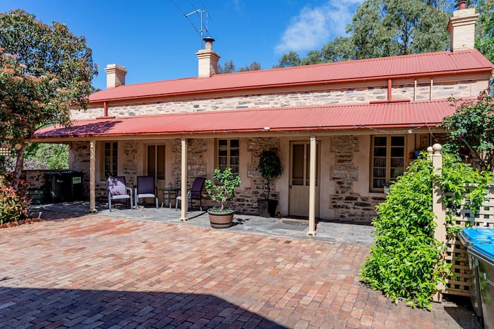 Managers Cottage at the Gasworks Strathalbyn