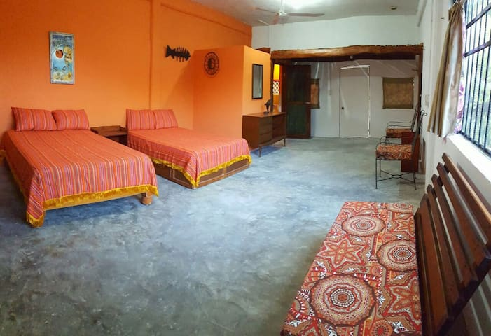 Departamento Privado Selva Maya - Tulum - Leilighet