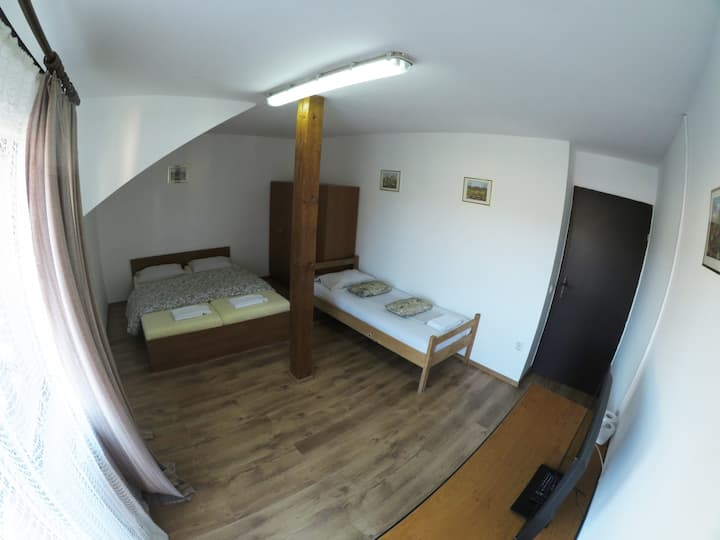 Sport Hostel Cluj Room 1